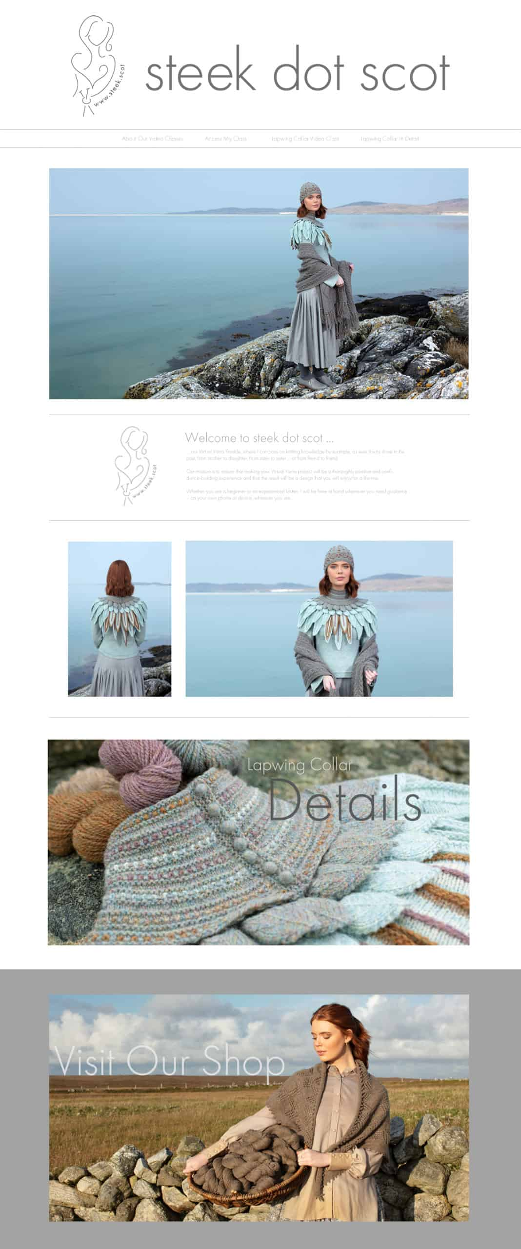 Photography & Website Design by Jade Starmore